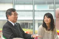 松山先生、佐藤さん