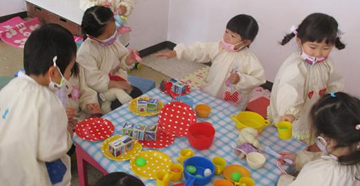 3歳児保育の大切さ