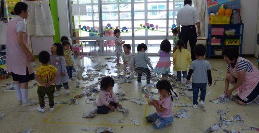 満三歳児保育(4年保育) ※2歳児保育