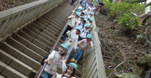 幼稚園の行事