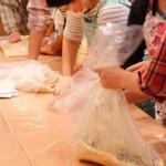 【キッチン】 産学連携講座 味噌づくり体験
